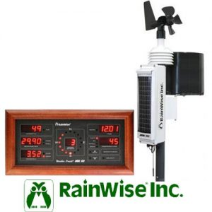 RainWise PWS Direct to Weather Underground